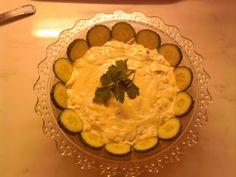 Salata de ciuperci cu usturoi