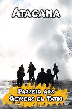 Veja dicas sobre o passeio aos Geysers el Tatio, no Deserto do Atacama. Este post traz informações práticas e atualizadas de como funciona o tour aos Gêiseres de Tatio: horário, temperatura, altitude, o que levar e como se vestir. Prepare-se para o banho termal no campo geométrico dos Geisers del Tatio, no Chile