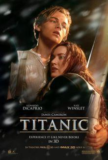 """「タイタニック 3D」 """"Titanic 3D"""""""