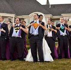 love this unique wedding idea