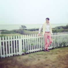 Behind the Scenes: Our 2014 Nantucket Fashion Shoot
