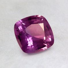 6mm Purple Cushion Sapphire from Brilliant Earth