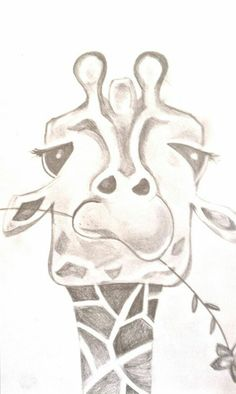 Pretty and easy drawings funny giraffe drawing by on animal sketch drawing illustration inspiration pretty easy . pretty and easy drawings Easy Giraffe Drawing, Cute Easy Animal Drawings, Easy Drawings, Pencil Drawings, How To Draw Giraffe, Easy Animals To Draw, Animal Sketches Easy, Pretty Drawings, Beautiful Drawings