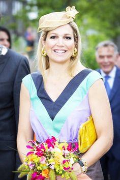Queen Maxima opening Maximapark today