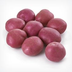 Red Potatoes | Front Door Farms - Red Potatoes are a perfect choice for soups and potato salads because of their firmness and texture. Plus, their red color adds a bit of pizazz to any dish, and their small size makes them a breeze to prepare.