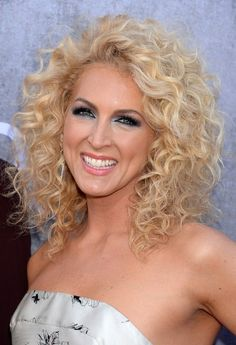 Pleasing Blonde Highlights Shoulder Length Curly Hair And Curly Hairstyles Short Hairstyles For Black Women Fulllsitofus
