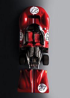 1967 Ferrari 350 P4