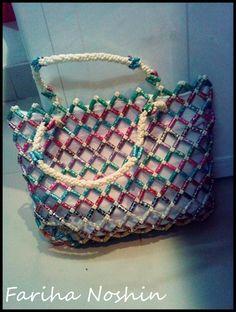 DIY colorful bag