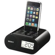 Free Bid Auction: Sony ICF-C05iP Clock Radio for iPod - Zeekler