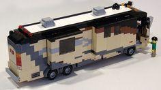 Lego motorhome | Legos | Pinterest | Family travel, Motorhome and ...