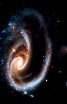 Across The Universe: ROSE GALAXY
