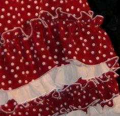 8b9ddadde99a How to Make Ruffles - a Quick Guide for Frill Seekers. No  FrillsDressmakingBoho ShortsSewing MachinesSewing ProjectsDancingRufflesFlamenco  DressesFancy ...
