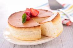 Tarta de queso japonesa ¡Más cremosa y esponjosa! #TartaDeQueso #TartaDeQuesoJaponesa #JapaneseCottonCheesecake #CheeseCake #Postres #PostresFaciles