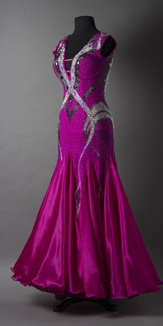 Dore smooth gown