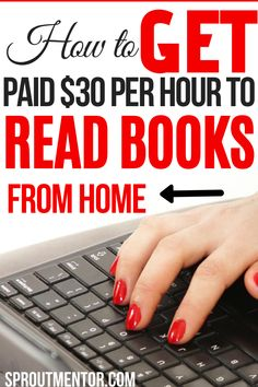Get paid to read books in these 40 legit proofreading jobs online for beginners. These online jobs will allow you to work from home at your spare time. You do not need any college degree to make money with these side jobs from home. #proofreading #proofreadingjobsfromhome #proofreadingjobsforbeginners #money #finance #makemoneyonline #sidejobs #parttimejobs #stayathomejobs