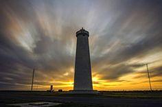 Garðskagi lighthouse  By: Mariusz Szymaszek