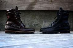 Ronnie Fieg x Sebago King Point Boots