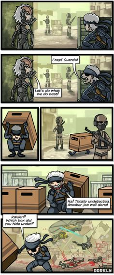 Metal Gear Differences: Revengeance - Image 3