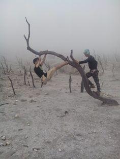 Mt papandayan