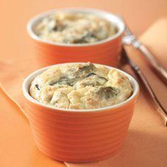 Scalloped Oysters Recipe       custardy