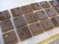 Meagan-Chaney-Gumpert-Art-Tile-Sculptures-in-progress-low-fire-earthenware-clay.JPG (image)