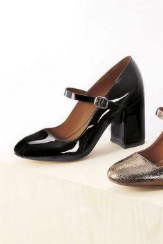 Buy Next Mary Jane Block Heel Court Shoes | Shop Shoes Womenswear at the BrandStore EziBuy AU