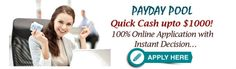 Finding it hard to locate tailor-made financial solution? Have urgent monetary desires to cover up? Need quick cash relief? Already exhausted with monthly payday? Relax! Just apply for payday loans!...