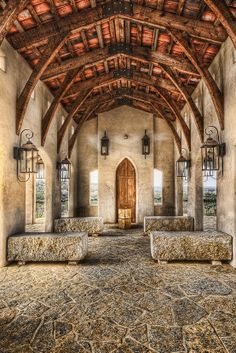 Chapel Dulcinea, Texas...this is beautiful. Would love to visit here sometime!