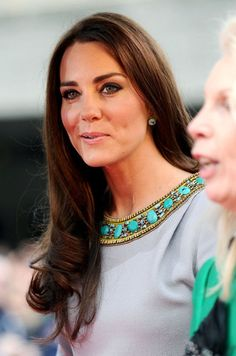 Kate Middleton Photos - Will and Kate at 'African Cats' premiere - Zimbio