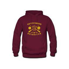 Hogwarts Houses Quidditch Hoodies ($36) ❤ liked on Polyvore featuring tops, hoodies, harry potter, jackets, hoodie top, purple hooded sweatshirt, sweatshirt hoodies, pullover hoodies and purple top