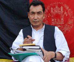 Ramazan Bashardost is Afghanistan's former Planning Minister, a current member of the National Assembly of Afghanistan and was an independent candidate in the Afghan presidential election, 2009.