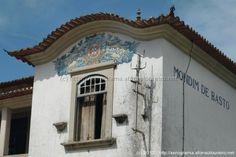Estação de Mondim de Basto, Portugal