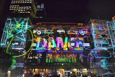 Vivid Sydney 2013 - Sydney - by Lisa