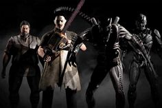 Mortal Kombat XL Launches for PC: Players Include The Xenomorph from Aliens or as Leatherface - http://www.goldenstatehaunts.org/2016/10/11/mortal-kombat-xl-launches-for-pc-players-include-the-xenomorph-from-aliens-or-as-leatherface/