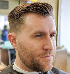 Mens Haircuts Receding Hairline, Mens Haircuts Thin Hair, Receding Hairline Styles, Haircuts For Balding Men, Cool Hairstyles For Men, Hairstyles Haircuts, Wedding Hairstyles, Black Hairstyles, Hairdos