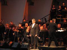 Andrea Bocelli at the Hollywood Bowl 2009