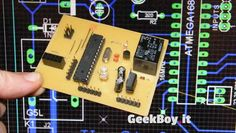 HOME AUTOMATION – DESIGNING A REMOTE MODULE
