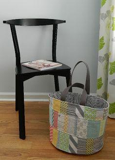 Bucket bag   s.o.t.a.k handmade