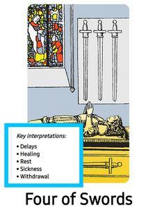 Daily Tarot, Sick, Healing