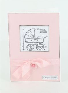 Greeting card for baby shower tim holtz baby blueprints stamps greeting card for baby shower tim holtz baby blueprints stamps its a girl cards crafts inspiration pinterest tim holtz stamps and babies malvernweather Gallery