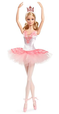 2016 Ballet Wishes Barbie Doll – Caucasian