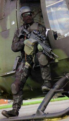 Fuerzas especiales de Alemania