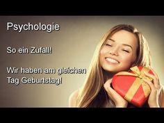 """Psychologie: Gemeinsamkeiten verbinden - """"Wir haben am gleichen Tag Gebu..."""