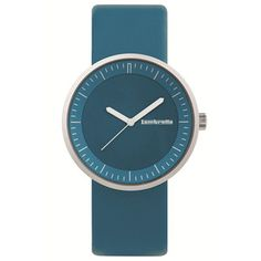 Franco Watch Petrol Blue, 41€, now featured on Fab.