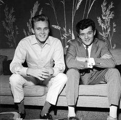 Billy Fury & Edan Kane