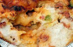 Cajun Delights: Spicy Sausage Cheese Bread + Bayou Boogie