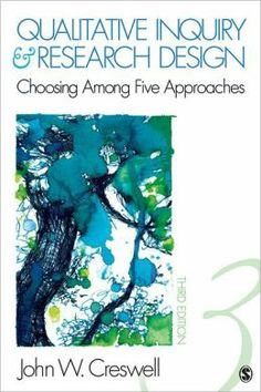 Creswell, J. Qualitative inquiry and research design: Choosing among five approaches. Thousand Oaks, CA: Sage Publications, Inc. Program Evaluation, Sage Publications, Student Numbers, Research Studies, Educational Leadership, Study Skills, Social Science, Used Books, Critical Thinking