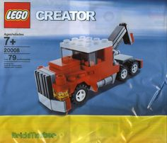Tow Truck Polybag - 20008