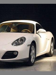 Porsche....beautiful especially in white? Anyone agree?