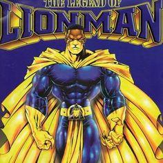 Lion Man - Black superhero